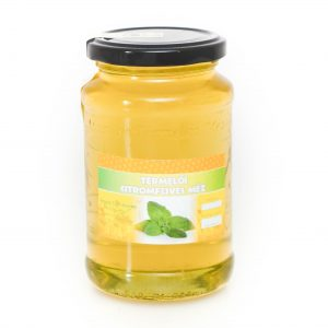 Termelői Citromfüves méz