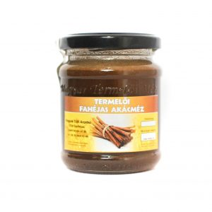 Termelői Fahéjas méz