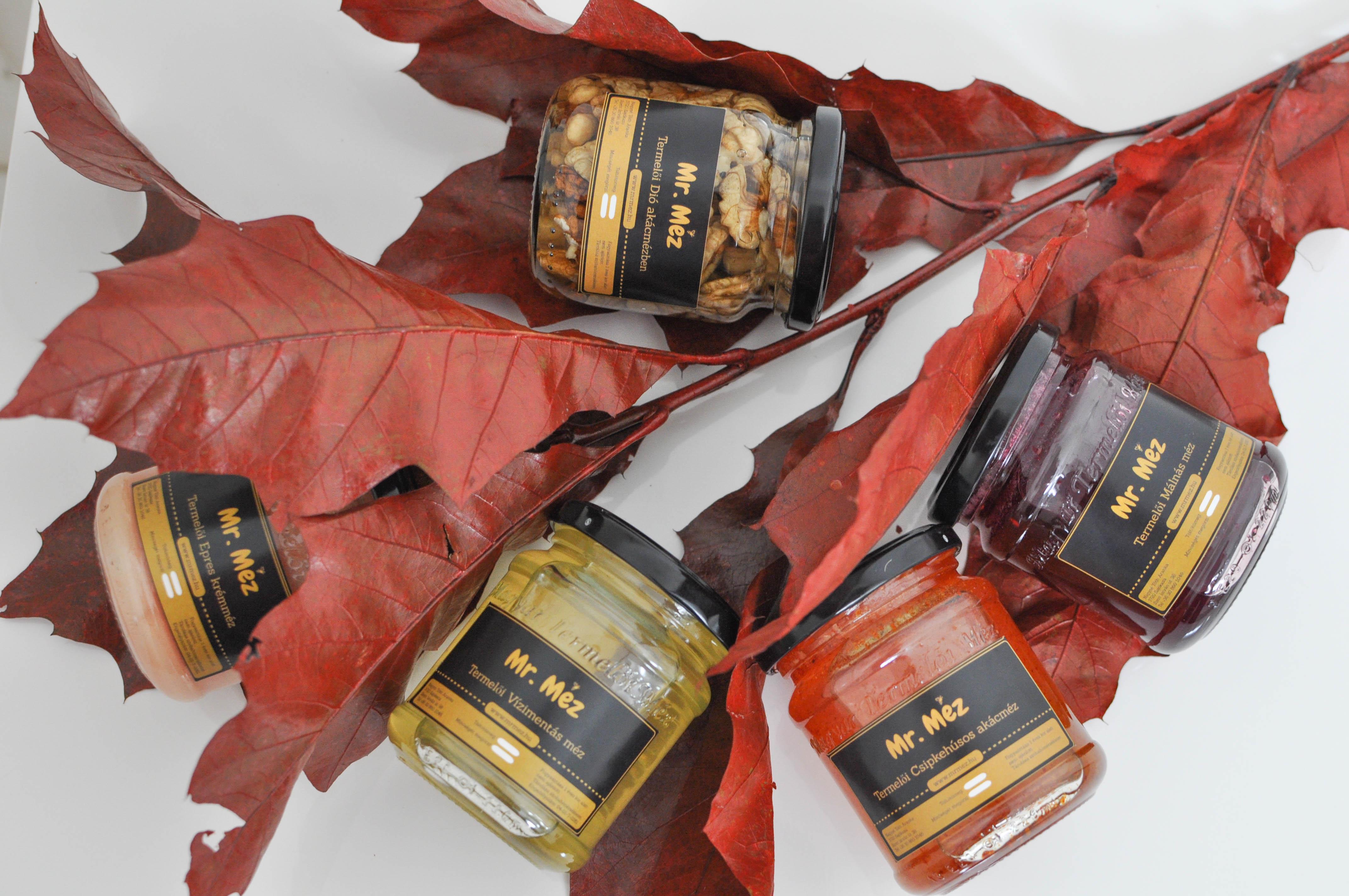 őszi mézek