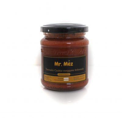 csokismeggyes méz