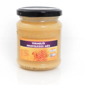 Termelői Propoliszos méz
